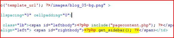 sidebar-code