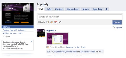 appointypage
