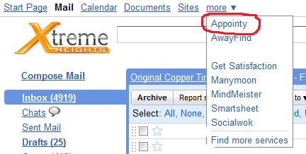 Appointy-Google-Apps